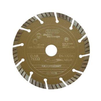 Baier 75333 Diamantschijf Gold II 150mm