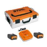 Stihl Powerbox Advance Incl. 2x AP 300 en AL 500
