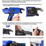 WIFY Vlechtmachine onderhoudsinstructie