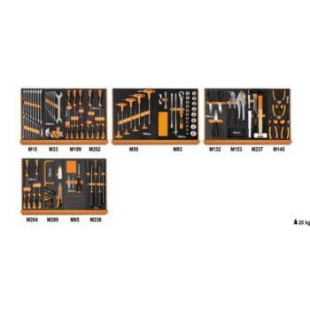Beta 5904VU2M 152 delige gereedschapsset